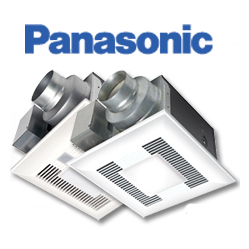 Panasonic Electric products used by Perry Aire Service's Electricians in Arlington Washington DC Maryland & Northern Virginia